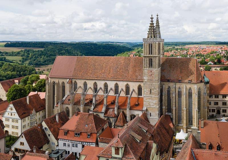 20 lugares que ver en Rothenburg 8