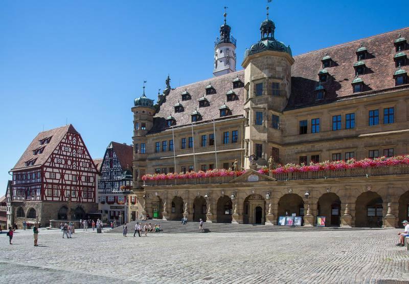 20 lugares que ver en Rothenburg 3