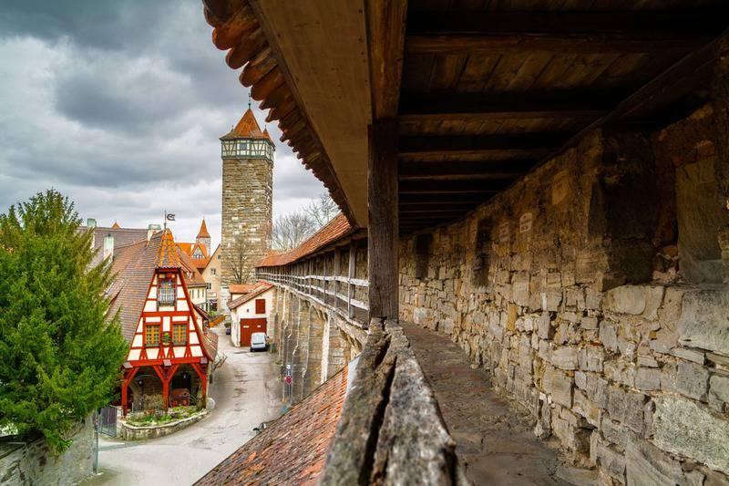 20 lugares que ver en Rothenburg 4