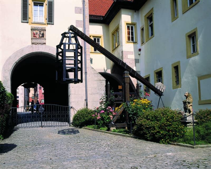 20 lugares que ver en Rothenburg 7
