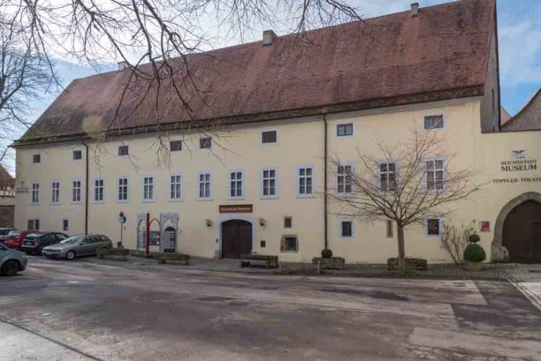 20 lugares que ver en Rothenburg 11
