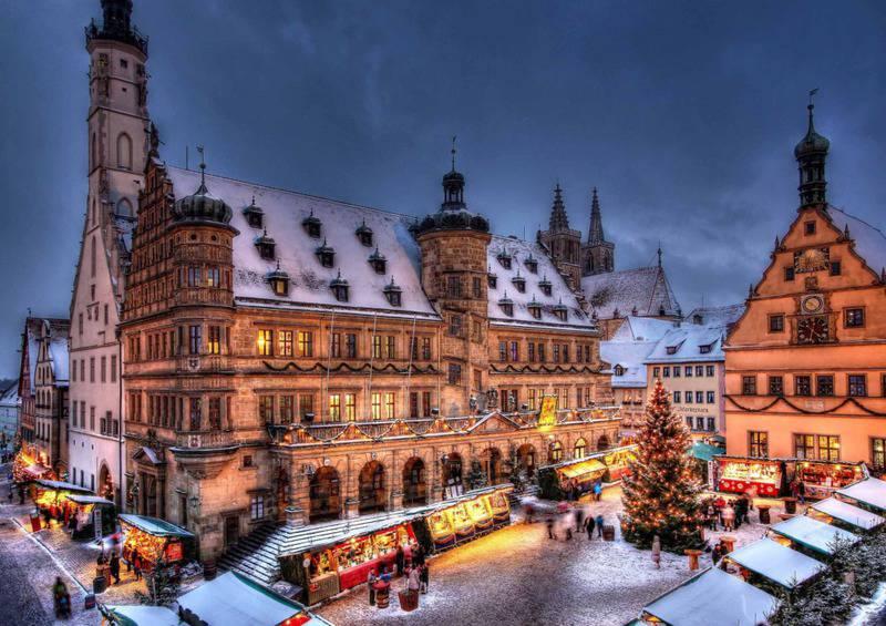 20 lugares que ver en Rothenburg 16
