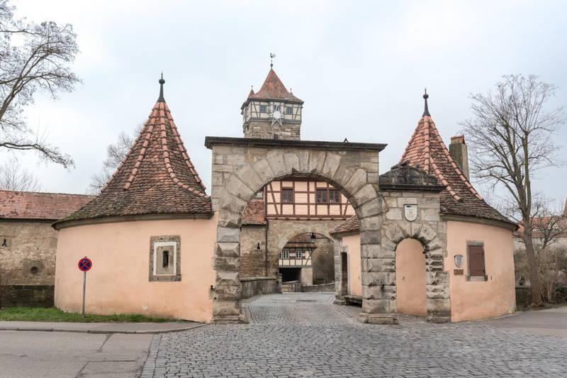 20 lugares que ver en Rothenburg 13