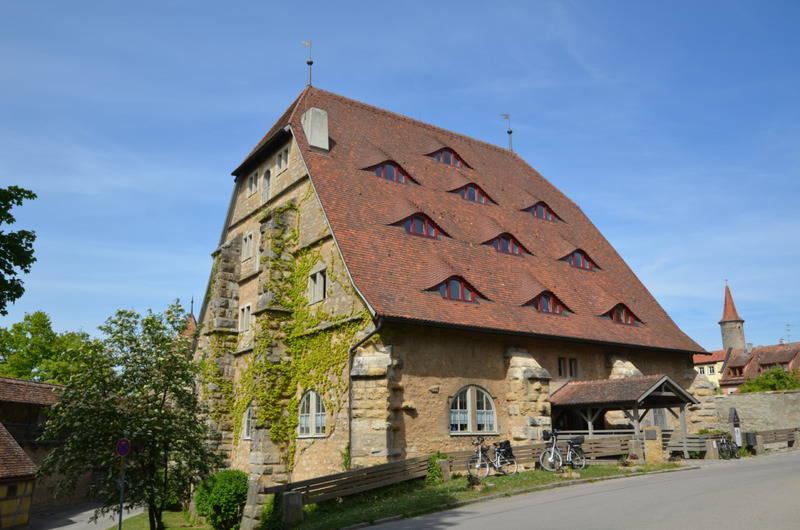 20 lugares que ver en Rothenburg 15