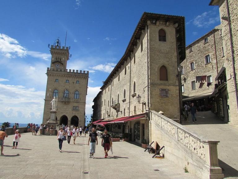 14 lugares que ver en San Marino 1
