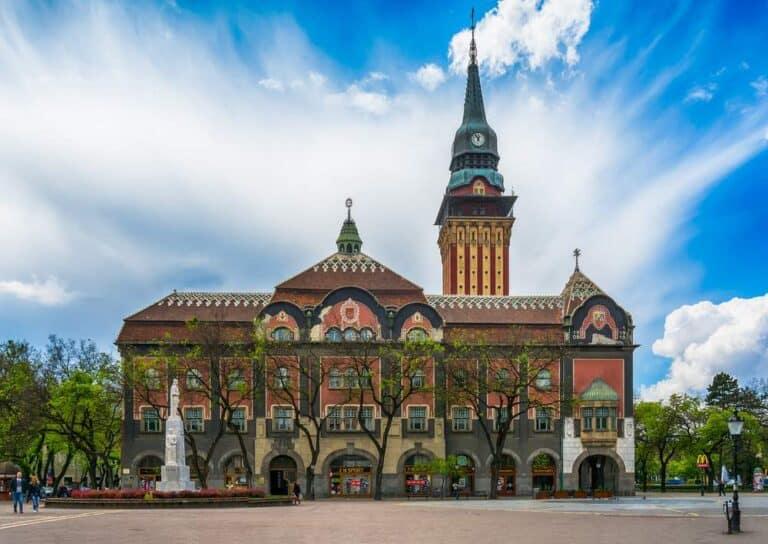 30 lugares que ver en Serbia 23