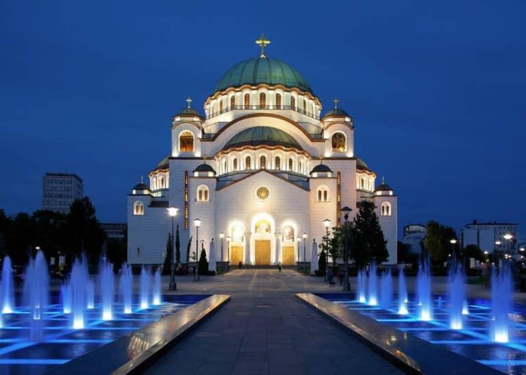 30 lugares que ver en Serbia 1