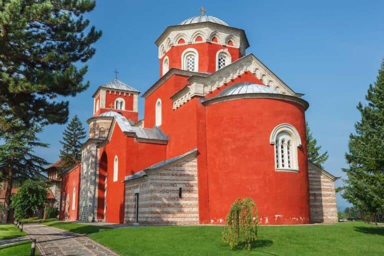 30 lugares que ver en Serbia 26
