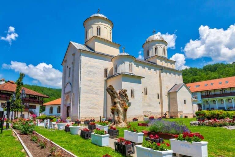 30 lugares que ver en Serbia 30