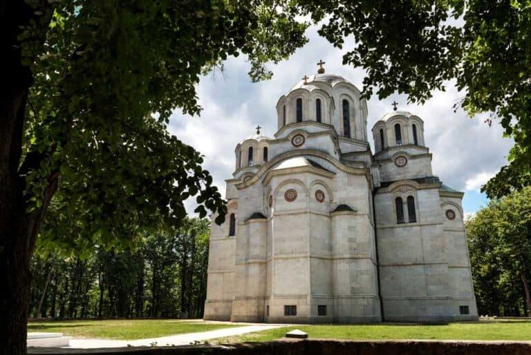 30 lugares que ver en Serbia 13