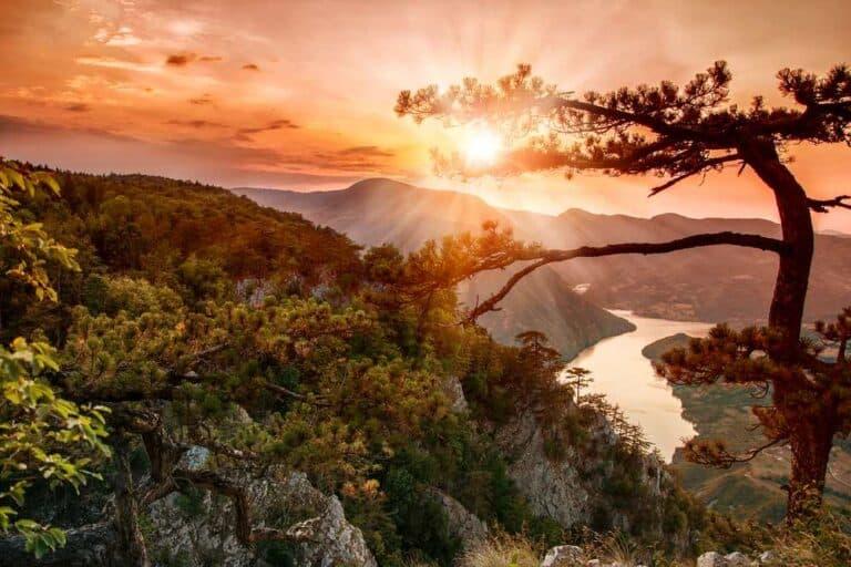 30 lugares que ver en Serbia 28