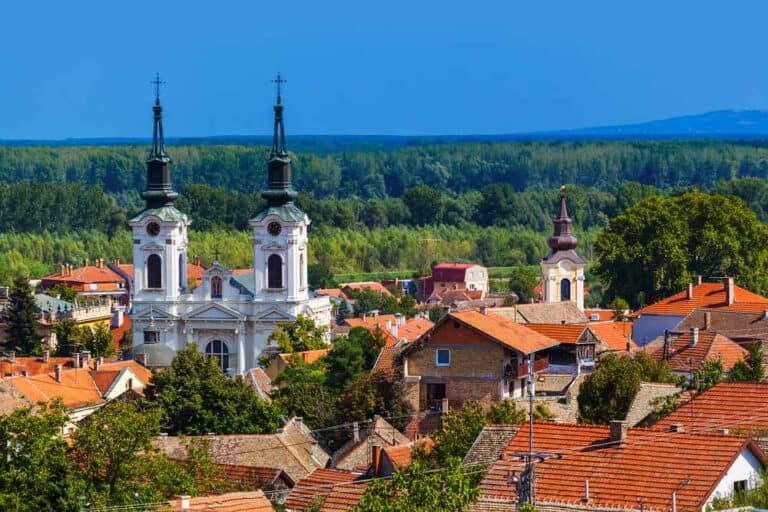 30 lugares que ver en Serbia 27