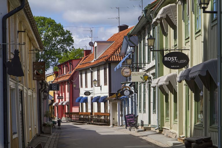 12 lugares que ver en Suecia 9
