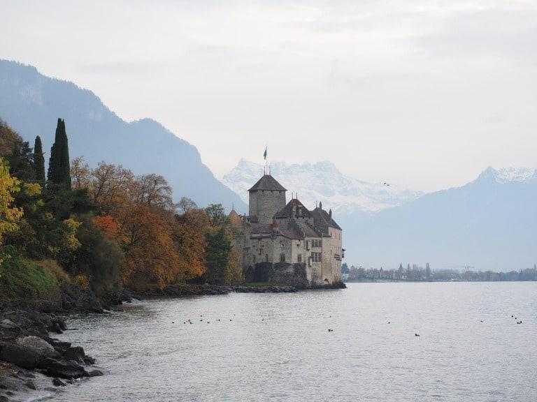 25 lugares que ver en Suiza 8