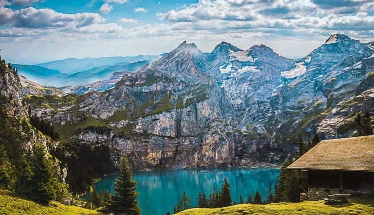 25 lugares que ver en Suiza 16