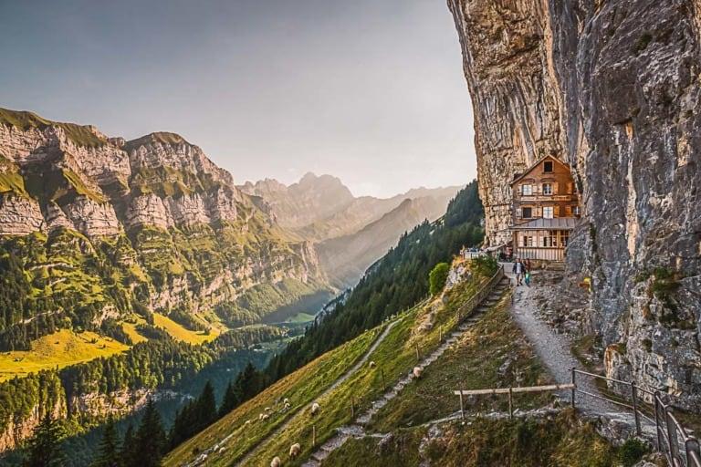 25 lugares que ver en Suiza 15