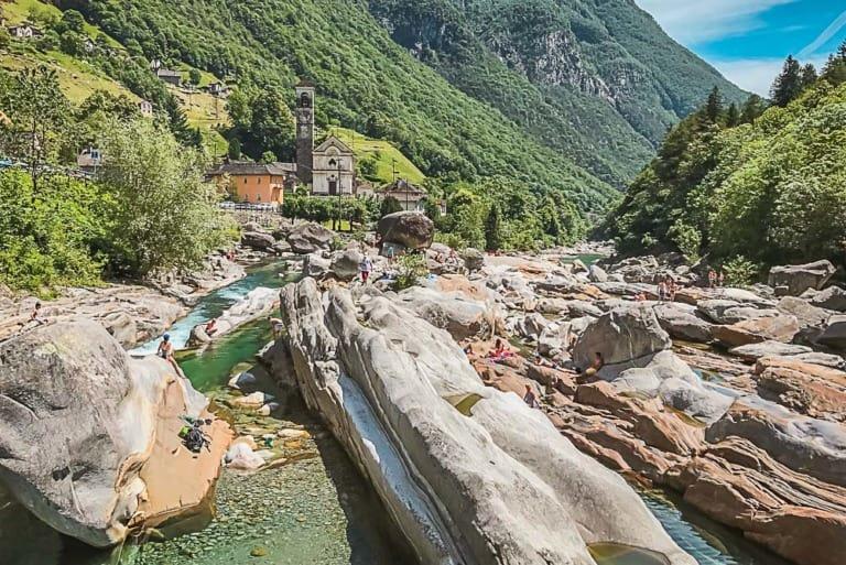 25 lugares que ver en Suiza 12
