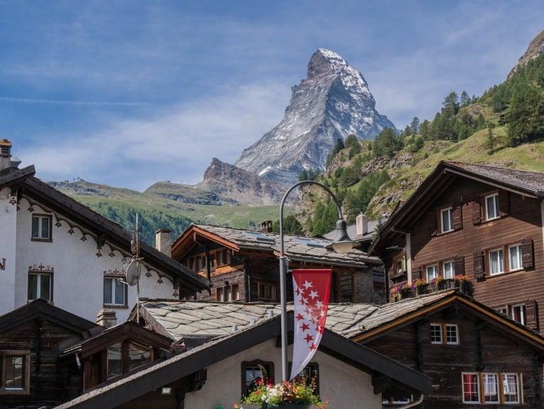 25 lugares que ver en Suiza 9