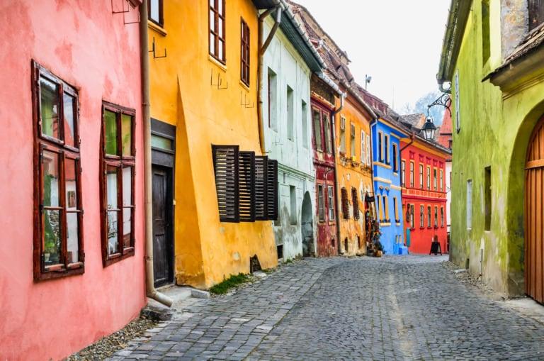10 lugares que ver en Transilvania 1