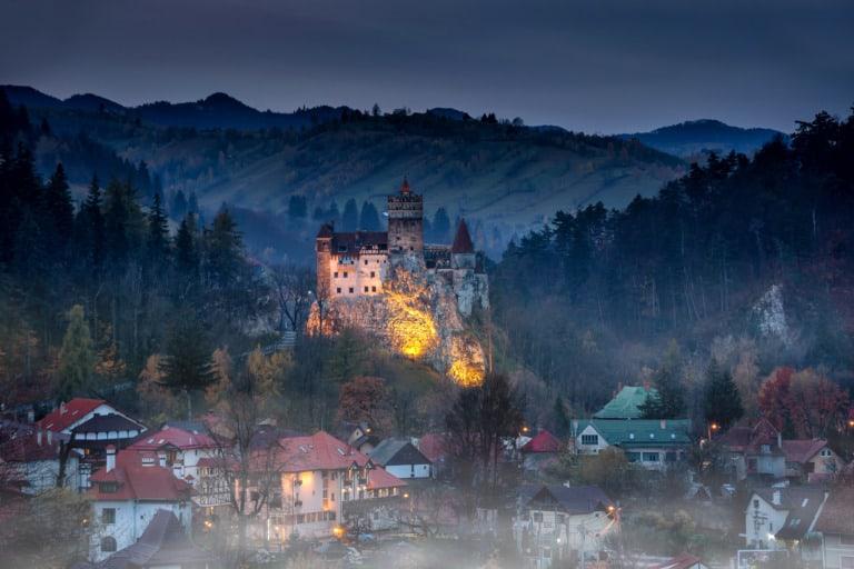 10 lugares que ver en Transilvania 2