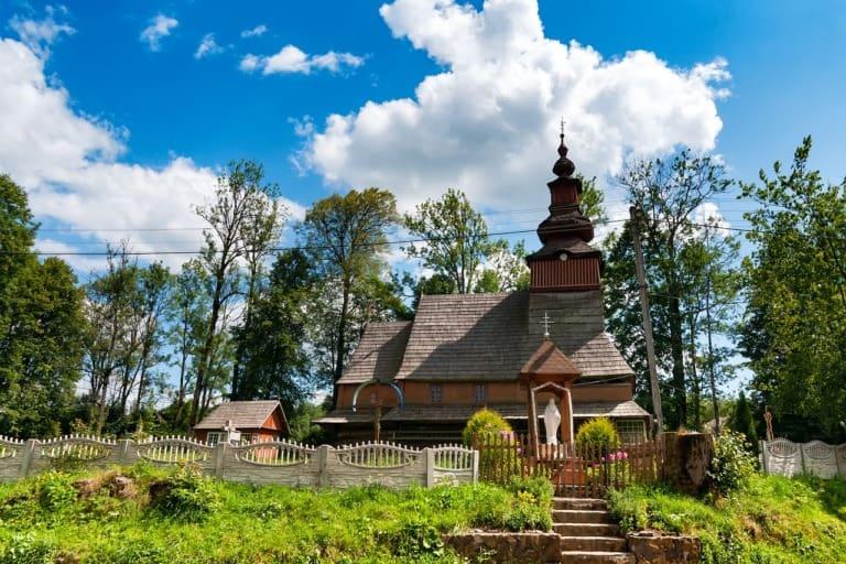 25 lugares que ver en Ucrania 25