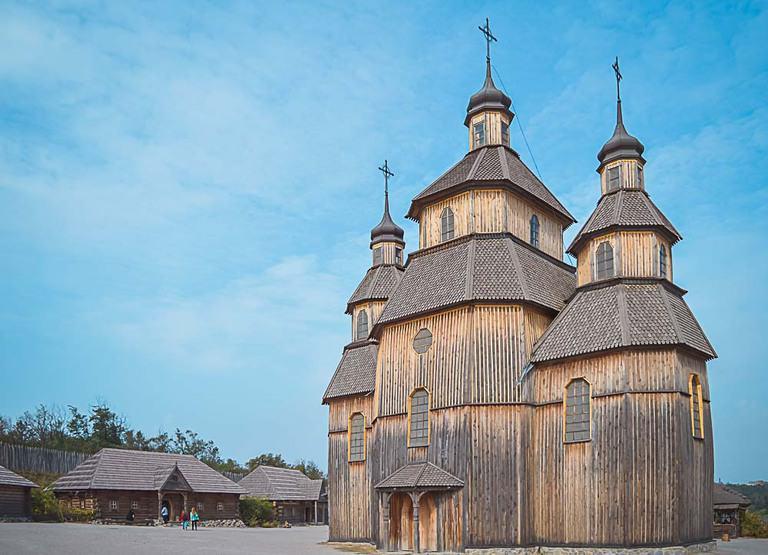 25 lugares que ver en Ucrania 24