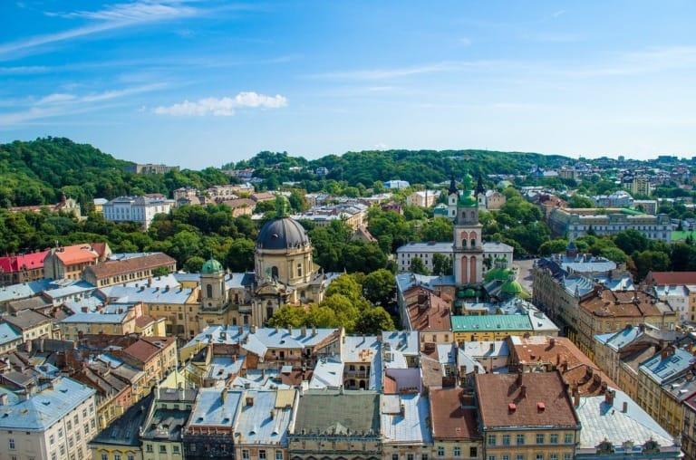 25 lugares que ver en Ucrania 5