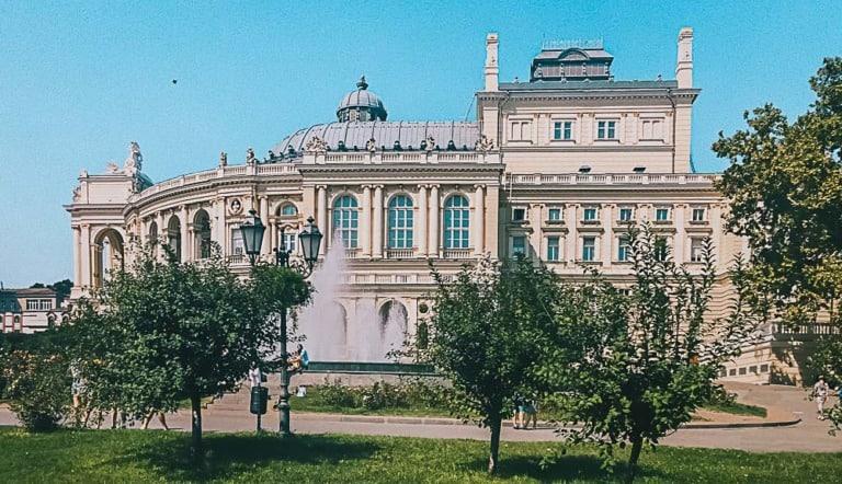 25 lugares que ver en Ucrania 2