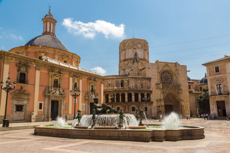 20 lugares que ver en Valencia 2