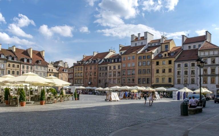 10 lugares que ver en Varsovia 1