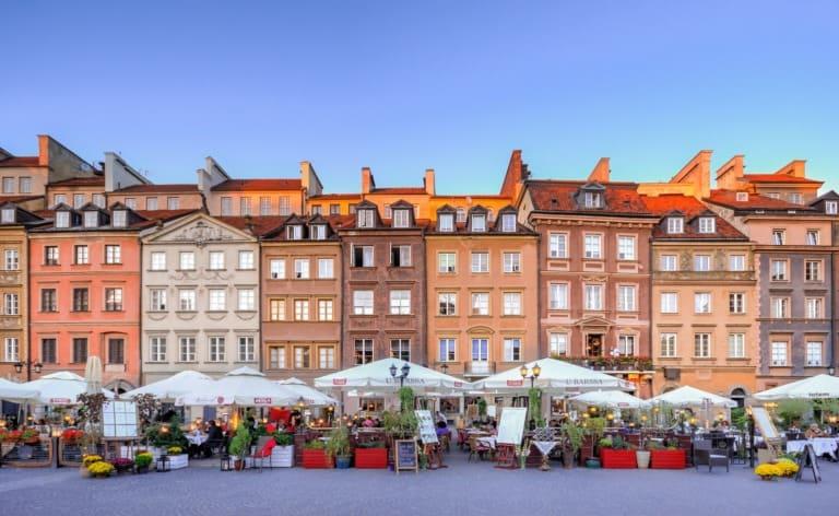 10 lugares que ver en Varsovia 4