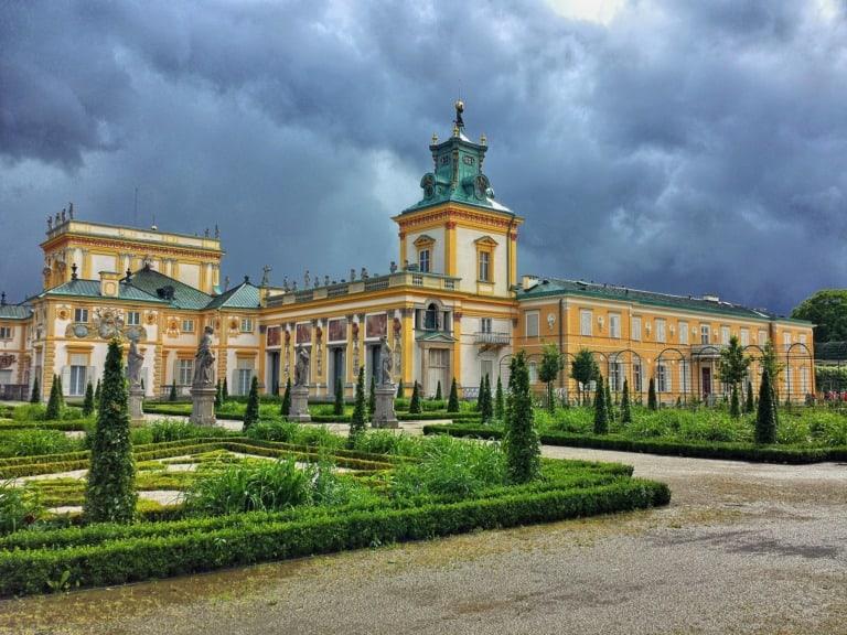 10 lugares que ver en Varsovia 5
