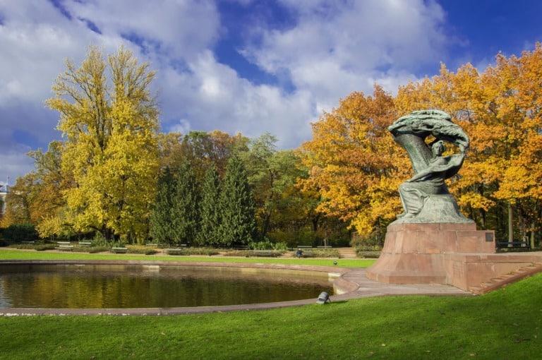 10 lugares que ver en Varsovia 2