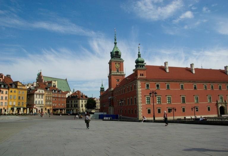 10 lugares que ver en Varsovia 6