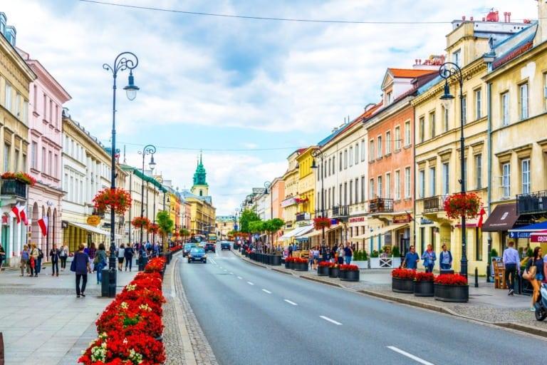 10 lugares que ver en Varsovia 8