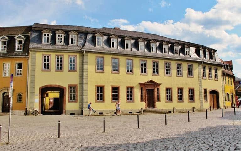 12 lugares que ver en Weimar 1