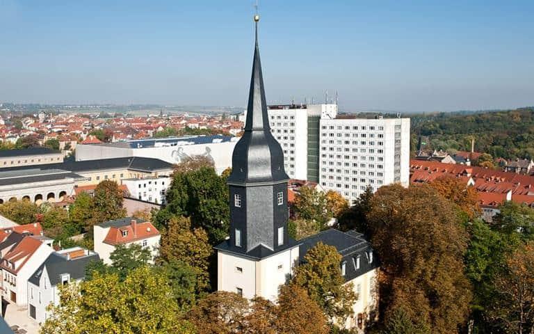 12 lugares que ver en Weimar 15
