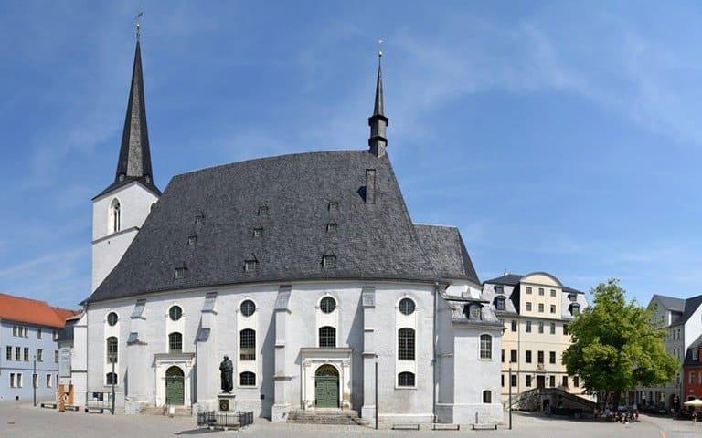 12 lugares que ver en Weimar 13