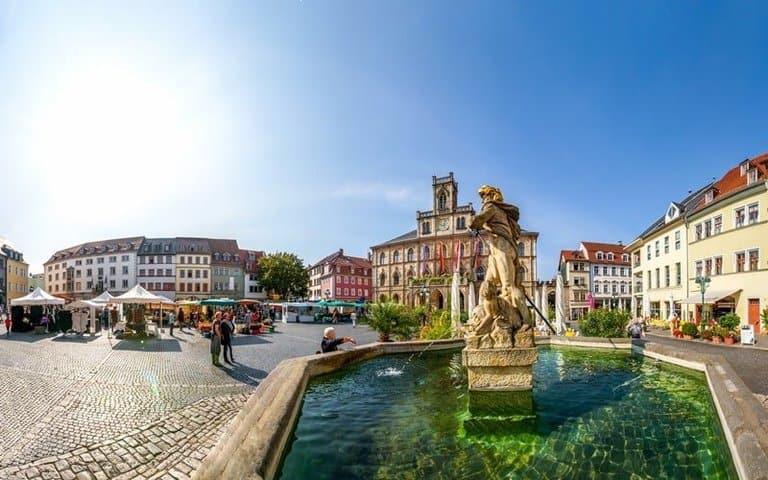 12 lugares que ver en Weimar 5