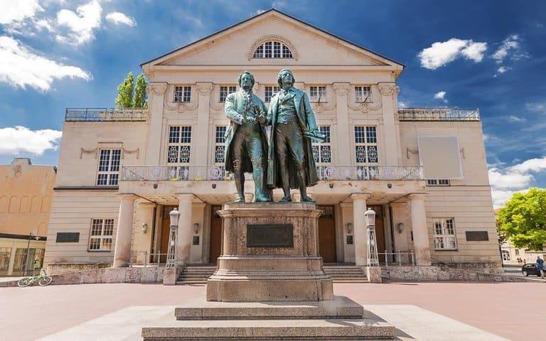 12 lugares que ver en Weimar 4
