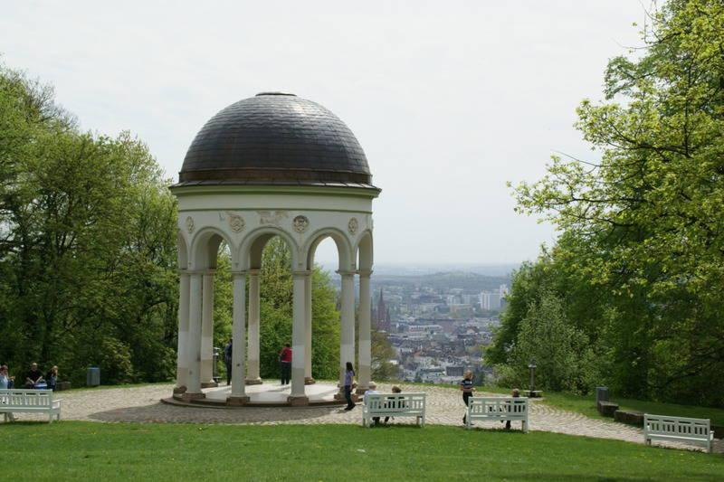 10 lugares que ver en Wiesbaden 4