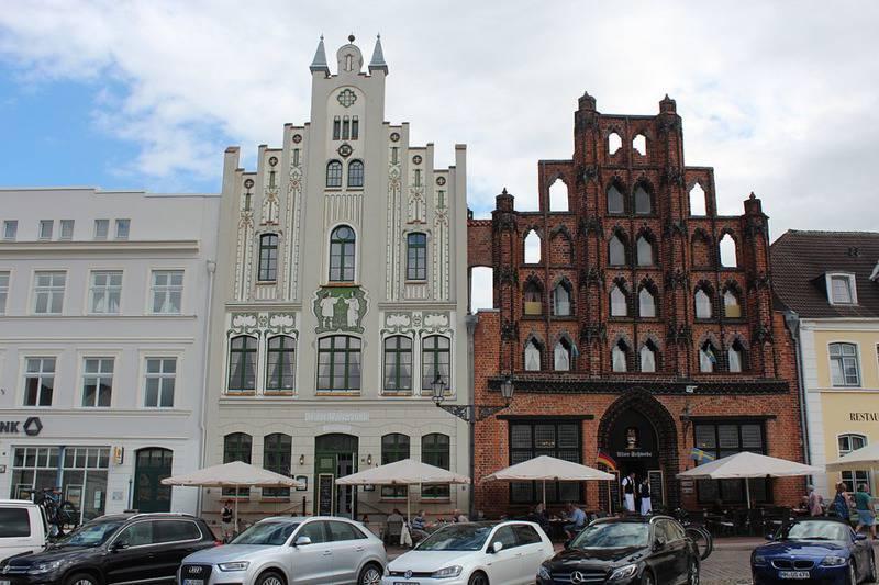 10 lugares que ver en Wismar 6