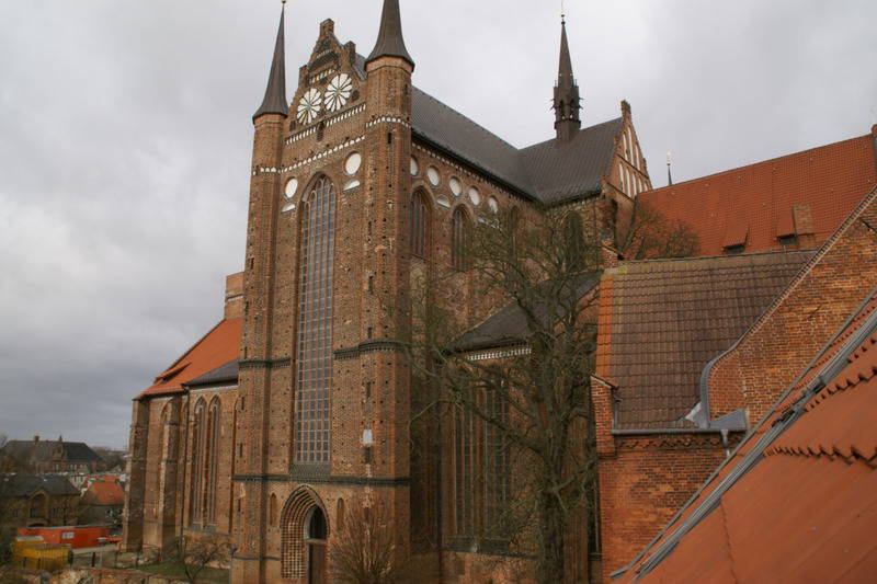 10 lugares que ver en Wismar 9