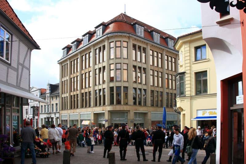 10 lugares que ver en Wismar 10