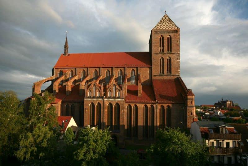 10 lugares que ver en Wismar 5