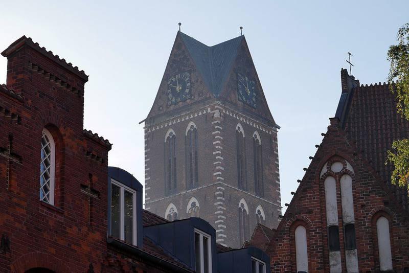 10 lugares que ver en Wismar 2