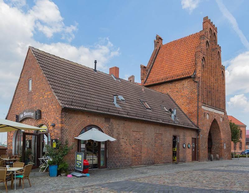 10 lugares que ver en Wismar 8