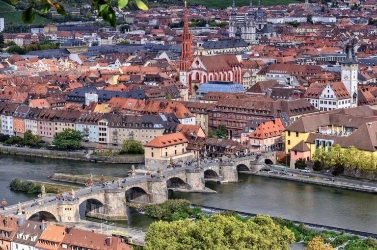 11 lugares que ver en Wurzburgo 5