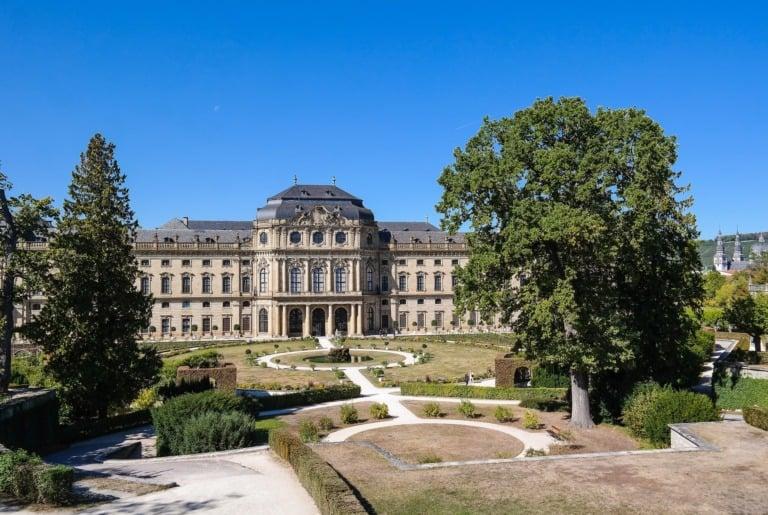 11 lugares que ver en Wurzburgo 1