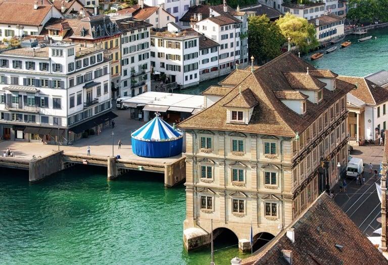 15 lugares que ver en Zúrich 11